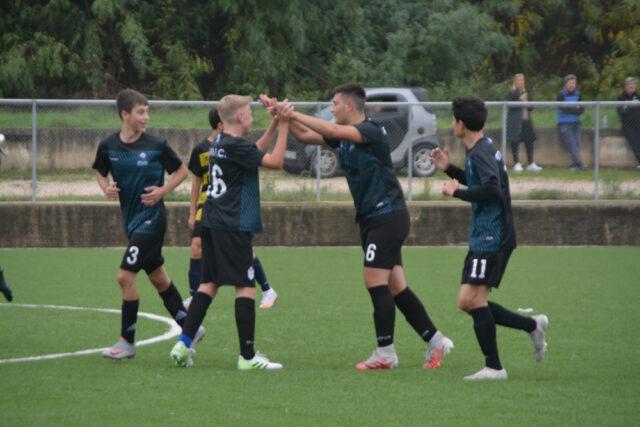 Κ16Β 2η αγωνιστική 2021-2022 Θ.Ελεούσας – Άτλας 0-2 (highlights+φωτογραφίες)