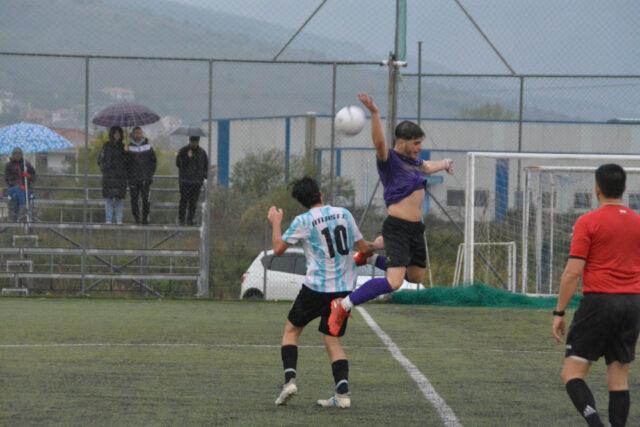 5η αγωνιστική Α'Ε.Π.Σ.ΗΠ. Άτλας Χουλιαράδες – Αετός Νήσου 0-0 (highlights+φωτογραφίες)