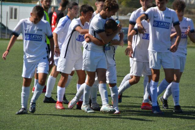 Φιλικοί αγώνες με Athlopolis Soccer School (highlights+φωτογραφίες)